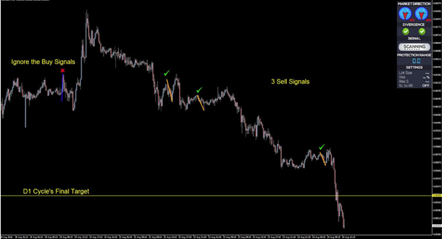 Double Cycles Indicator